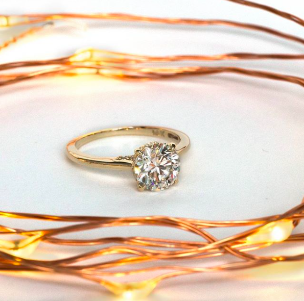 How to Find Out Your Significant Other's Ring Size Without Being Obvious!