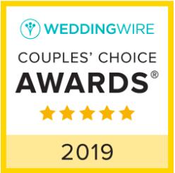 Wedding Wire Couple's Choice Awards 2019