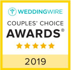 Wedding Wire Couple's Choice Awards 2019